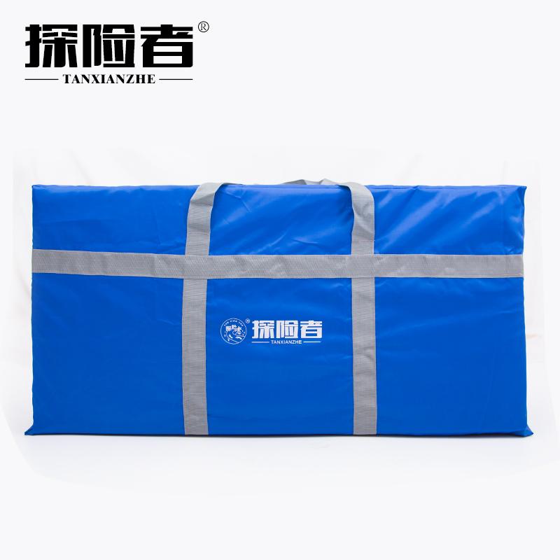 [探险者帐篷] комплект [收纳] пакет [ 大号拎] пакет [容量收纳] пакет [ 自驾游装备收纳袋子]