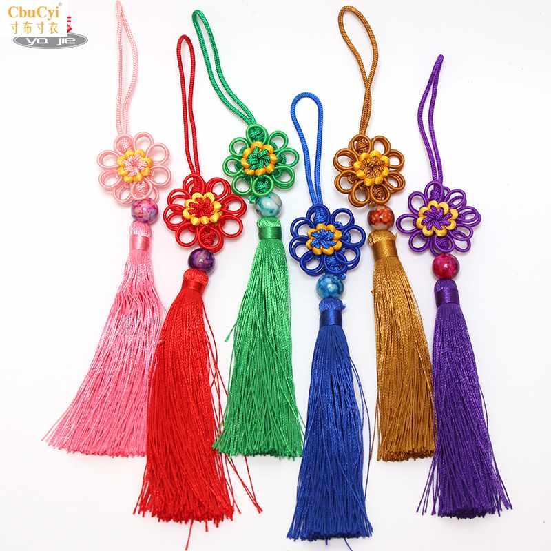 中国结小号挂件居家装饰传统中国风特色手工艺出国礼品外事送老外