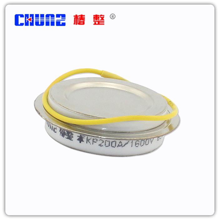 上海椿树平板式凹形普通晶闸管可控硅电子元器件市场
