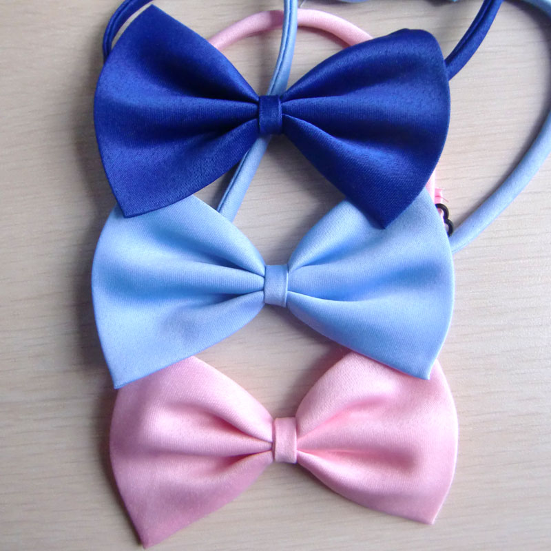 Clear the goods! School uniform accessories bow tie multicolor men and women adult children can Cosplay accessories
