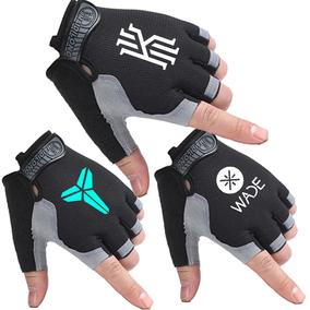 半指骑行男女健身防滑户外触屏手套