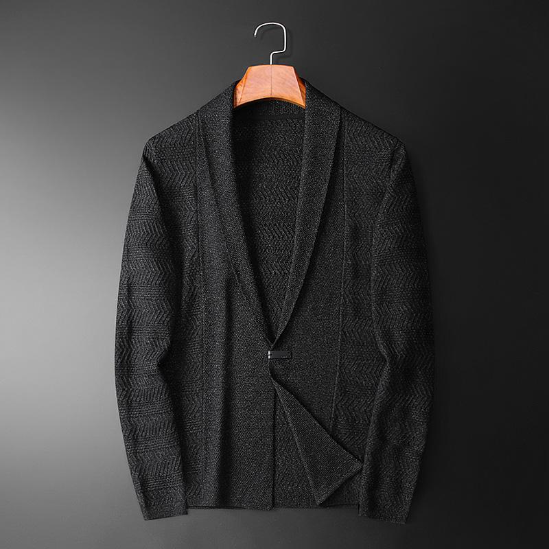 2020秋季新品男士开衫外套 D220-19012P115