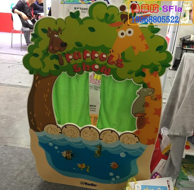 幼稚園のままごと人形台の役割は祭りの演出道具を演じます。