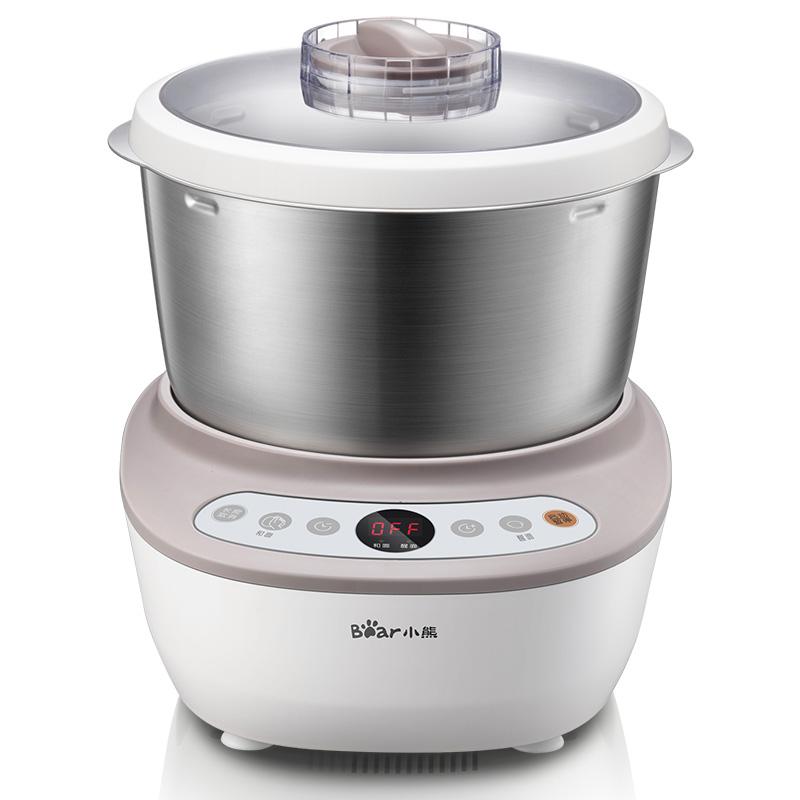 小熊和面机家用揉面机小型面粉搅拌机商用厨师机全自动电动活面机