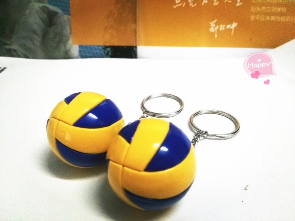 Новые товары волейбол брелок , хорошо бизнес подарок , конкуренция годовщина награда статья , мешки брелок