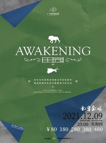 2021舞剧田园南宁站