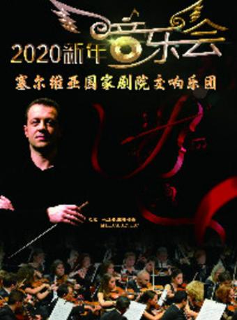 塞尔维亚国家剧院交响乐团2020年新年音乐会--滨州站
