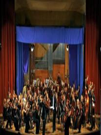 《意大利纳维利爱乐乐团歌剧音乐会》--青岛站