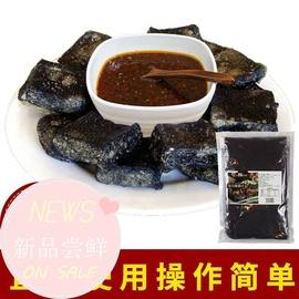 臭豆腐酱料 专用 秘制 卤水 长沙汤汁酱料 蘸料臭豆腐汤汁料 商用图片