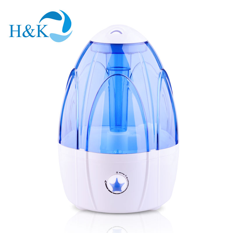 H & K air humidifier household bedroom office air conditioner humidifier heavy fog high capacity hks-c381