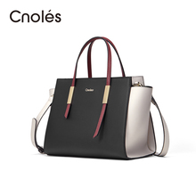 One shoulder handbag women 2019 new fashion temperament goddess messenger bag small CK women's bag flagship wing bag