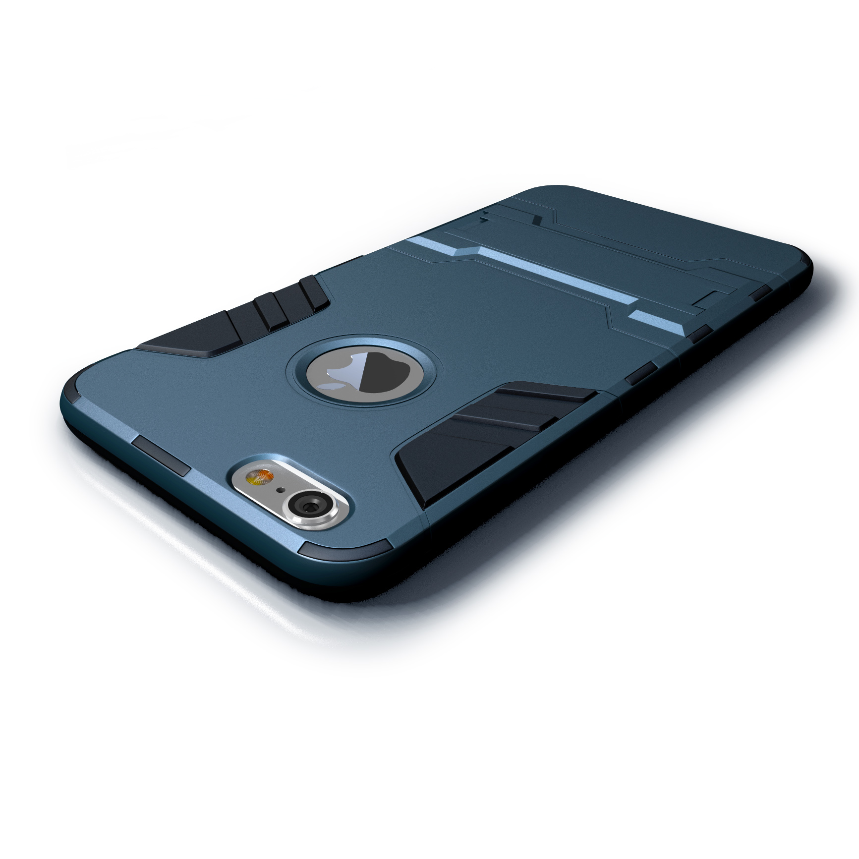 iphone6手機殼全包外殼蘋果6 plus保護套防摔潮男6s 支架7