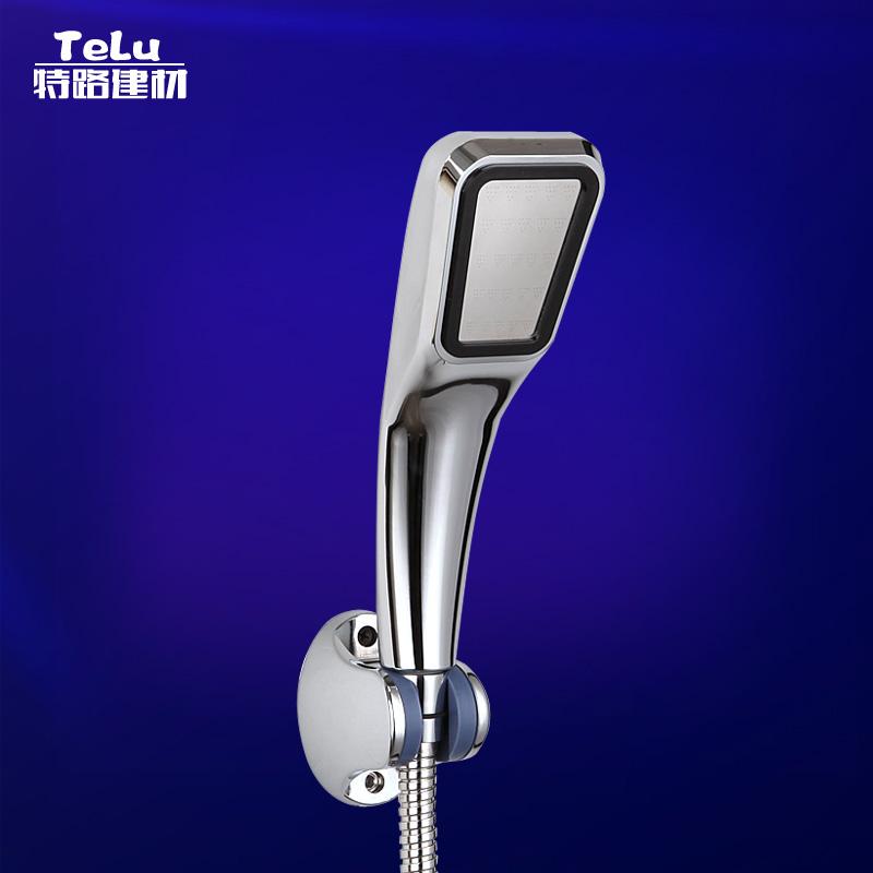 特路 浴室熱水器增壓花灑噴頭 手持節水小花灑 蓮蓬頭 花灑