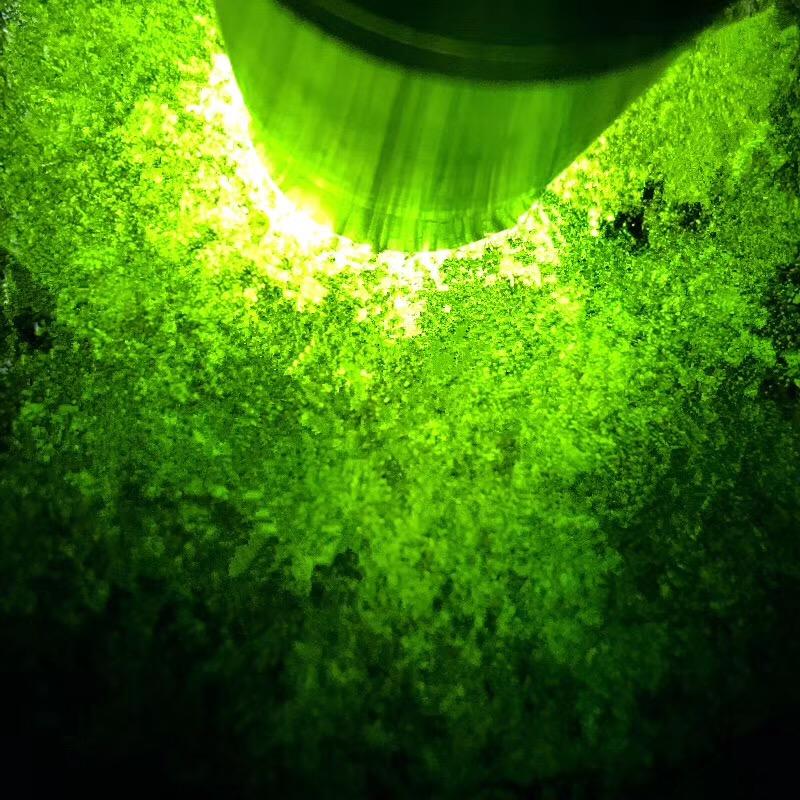 Myanmar Jadeite raw stone raw material momoling 40kg ice floating green bracelet material