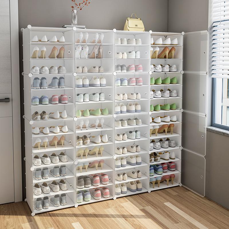 收纳盒透明收纳20个装aj鞋子大鞋柜质量好不好
