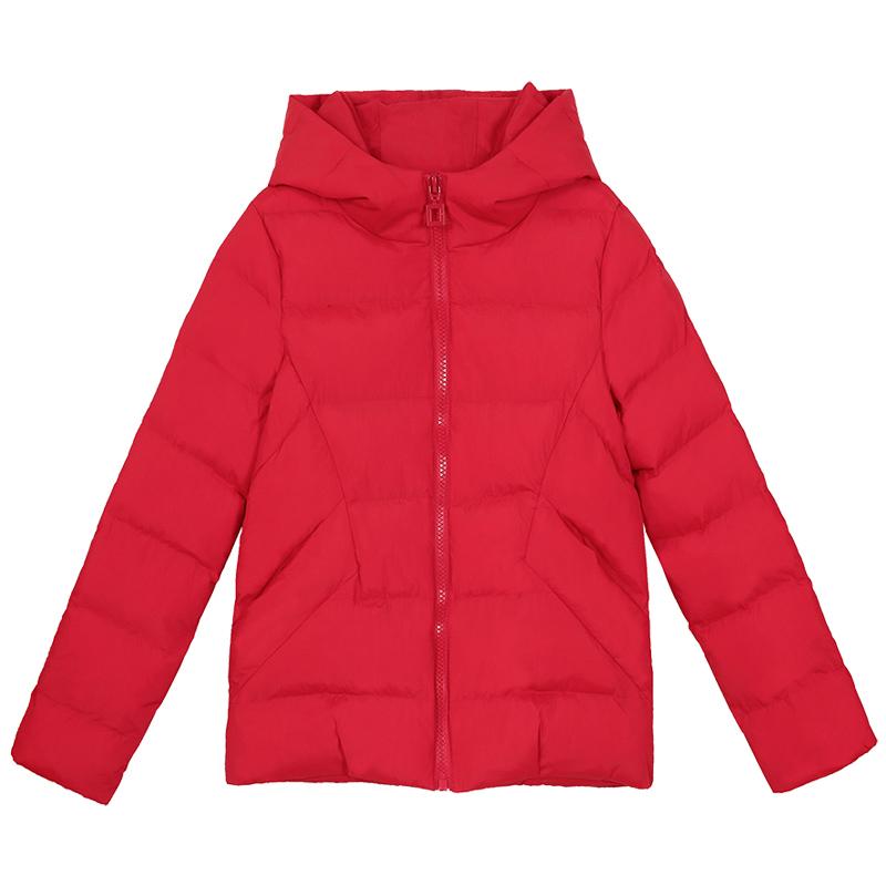羽绒棉服女短款小个子棉袄2020年新款女士冬季外套女装轻薄小棉衣