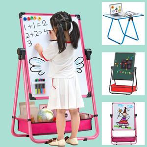 磁性挂式支架式家用学幼儿童画画板