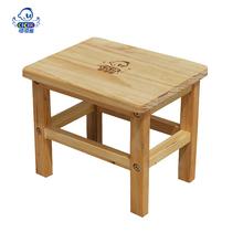 小凳子实木餐椅小方凳小凳子木板凳bb餐桌椅矮凳家用板凳儿