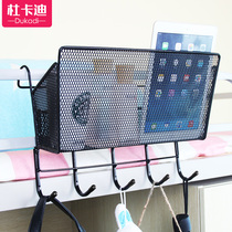 Ducati College student dormitory bedside storage rack Box Dormitory Rack shop Oracle Bedside hanging Basket Hook basket