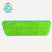 Baojiajie Bao Home Jie new P6 Aluminum plate spray MOP replacement carbon filament cleaning cloth Accessories