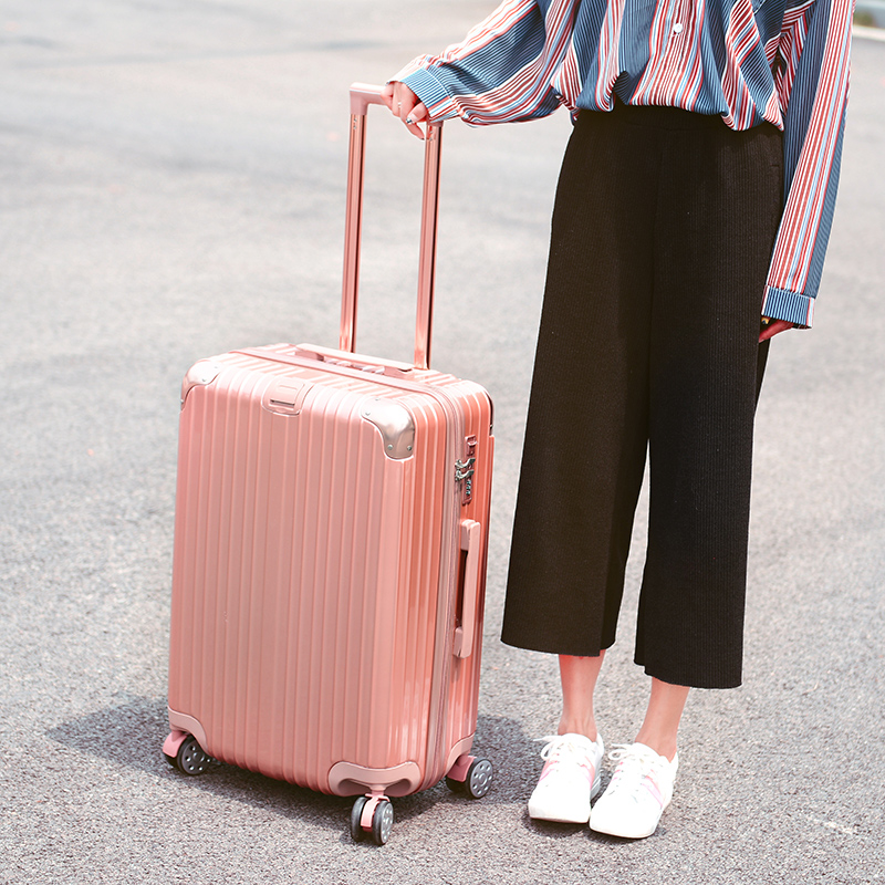 Net red Trolley Case universal wheel 20 inch suitcase female 24 student password leather case 26 inch male 28 inch