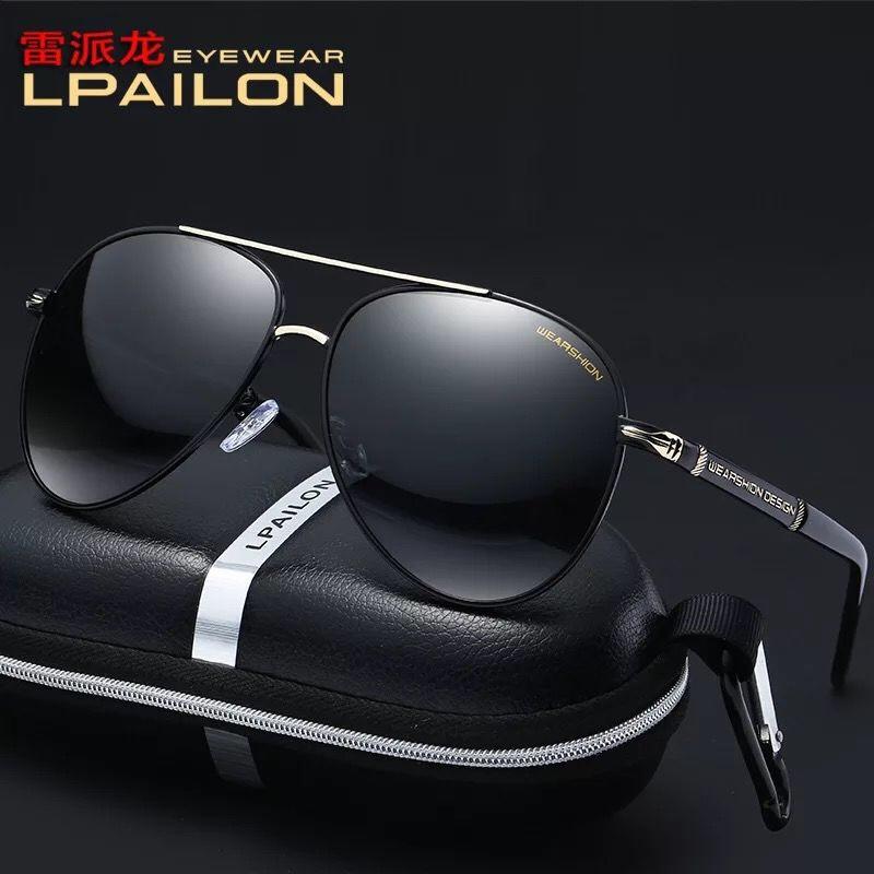 雷派龙偏光太阳镜男士司机开车驾驶太阳眼镜户外运动骑行钓鱼墨镜