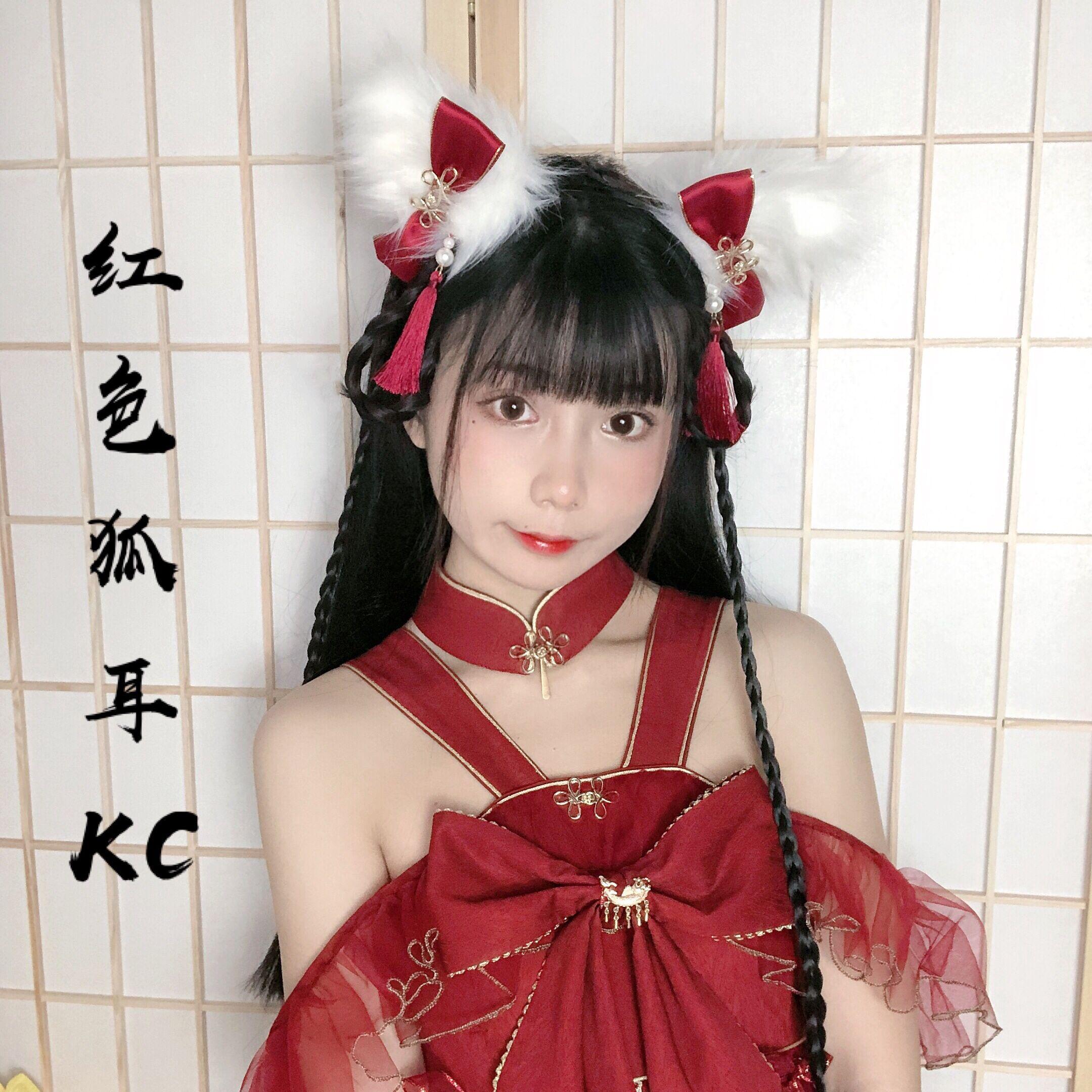 【三花猫lolitaオリジナル】青丘九尾小物補助ページで、予約金がないので、撮らないでください。
