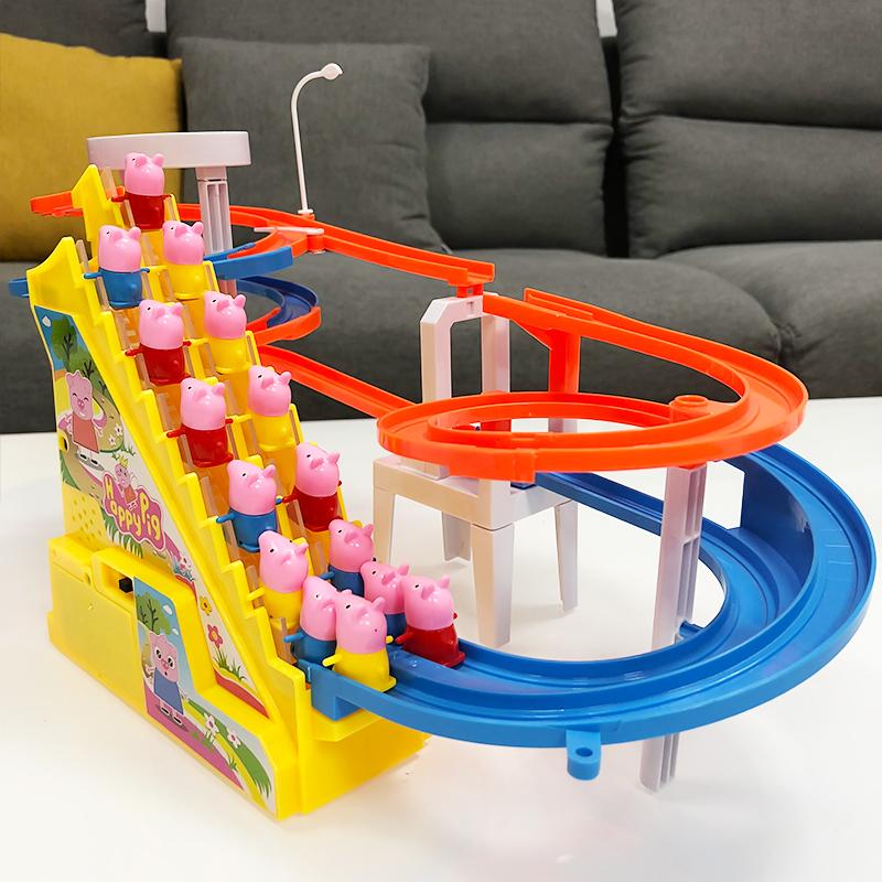 男孩子益智3-4-5-6周岁互动玩具婴幼儿童一至二三女宝宝生日礼物0