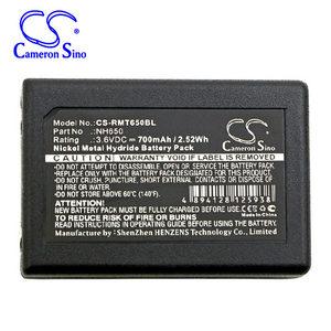 适用Ravioli Joy LNH650遥控器电池NH650 700mAh