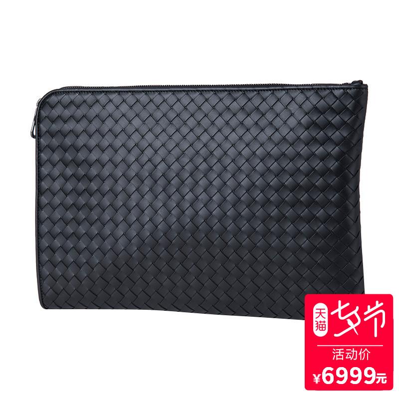 Bottega Veneta/宝缇嘉BV224052V4651奢品男士时尚手拿包新款