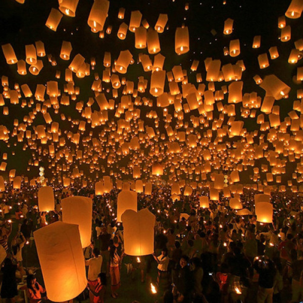 Kong Ming lantern wish lantern sky lantern blessing Lantern Festival celebration lovers supplies new years Day Valentines Day Romantic necessities!