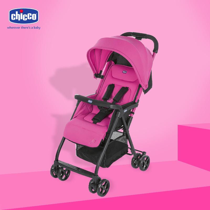Chicco ребенок тележки может сидеть можно лечь легкий сложить четырехколесный амортизатор новорожденных ребенок автомобиль детские руки тележки
