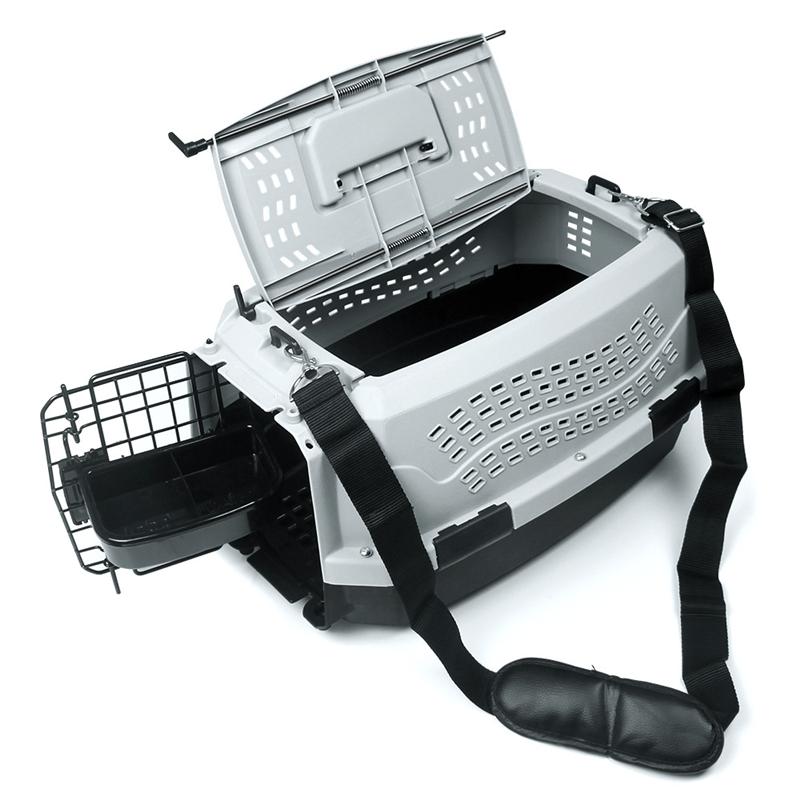 航空箱猫咪宠物狗狗车载狗笼猫笼子便携外出箱小型犬中型犬托运箱