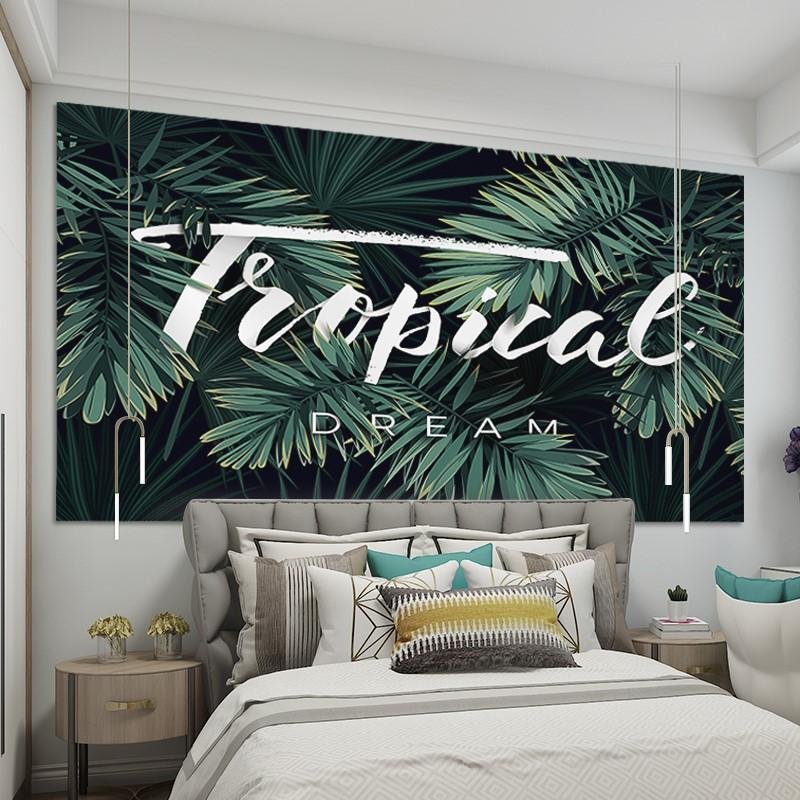背景布ins挂布大号3米挂毯网红房间宿舍布置ins拍照床头装饰墙布