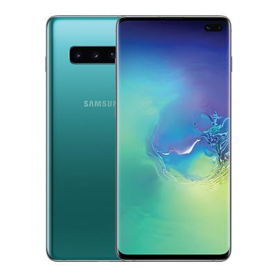 3788元起 當天發貨Samsung/三星 Galaxy S10+ SM-G9758 三星s10+移動4G版手機正品手機官方s10旗艦s8店