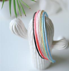 韩国进口细发箍diy材料配件内胚自制手工制作儿童发卡防滑发饰