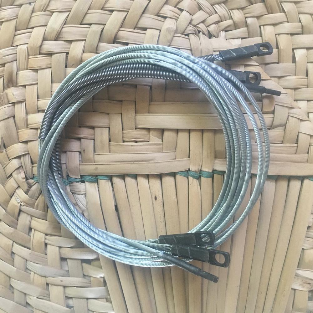 钢丝绳异形2.0长度其他尺寸可以定制加强拉绳
