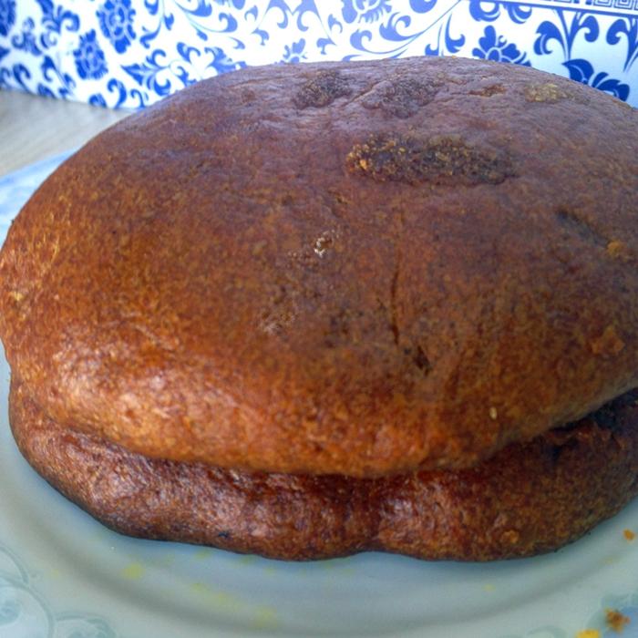 张家口阳原特产混糖饼红糖饼糕点小吃传统味道单个100g拍10包邮