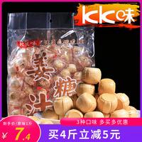 姜糖2斤山东特产老姜糖姜汁糖生姜糖手工红糖芝麻姜糖果正宗零食