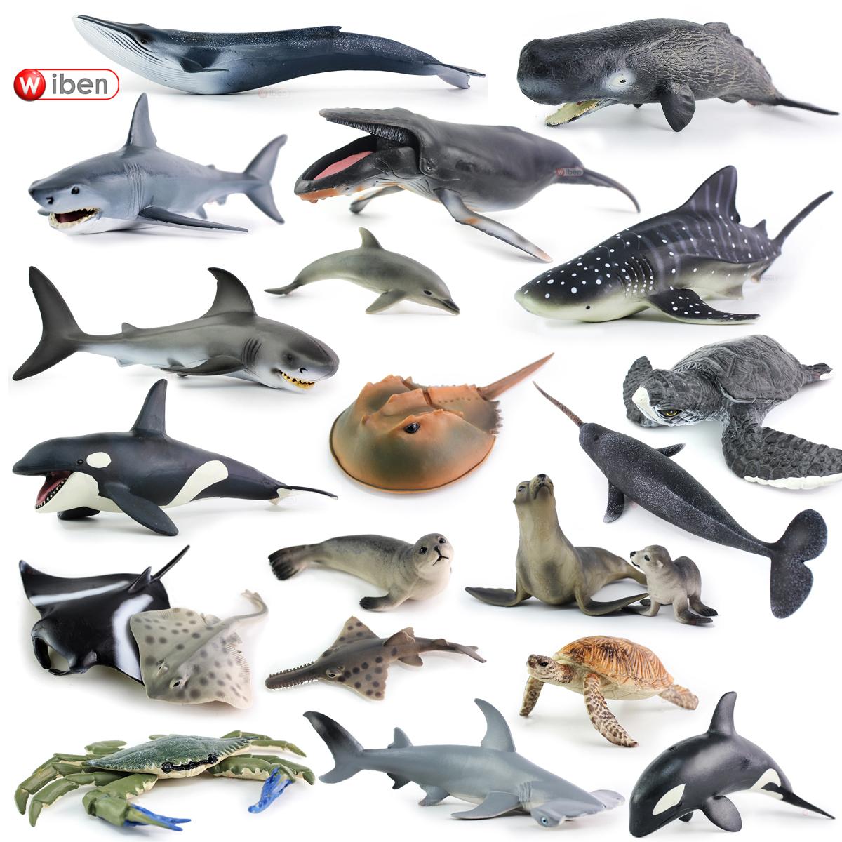 仿真动物海洋生物模型虎鲸儿童玩具