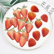 橙子青柠檬其他DIY饰品配件压花滴胶水果干片草莓皮切片猕猴桃