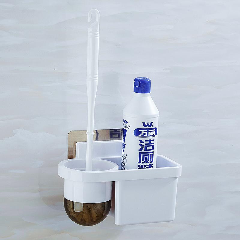 10月12日最新优惠家用长柄神器壁挂式卫生间马桶刷子