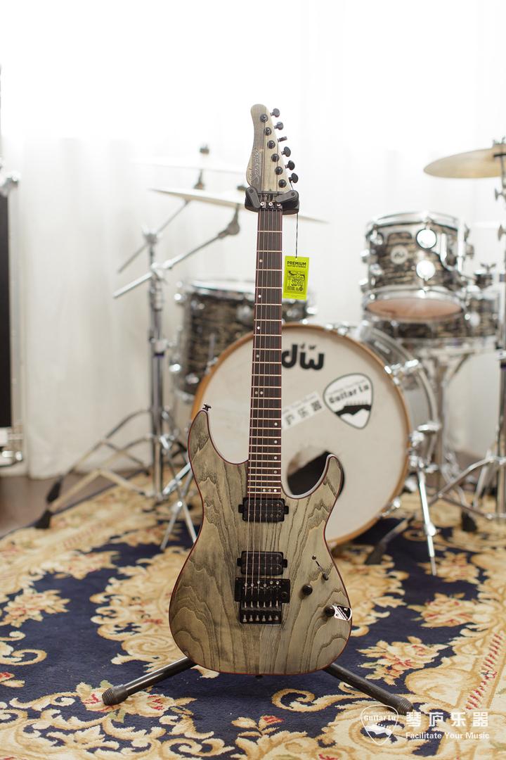 【琴庐乐器】Schecter HM-6 FR 韩产重金属双摇电吉他 40TH纪念款