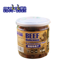 Mumbai beef puppy Yorkshire puppy food, Teddy dog jerky pet food, nutritional snacks