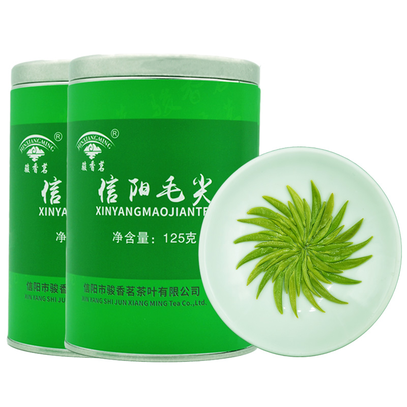 Xinyang Maojian 2020 New Tea Green Tea Mingqian Super Sprout Luzhou 500g