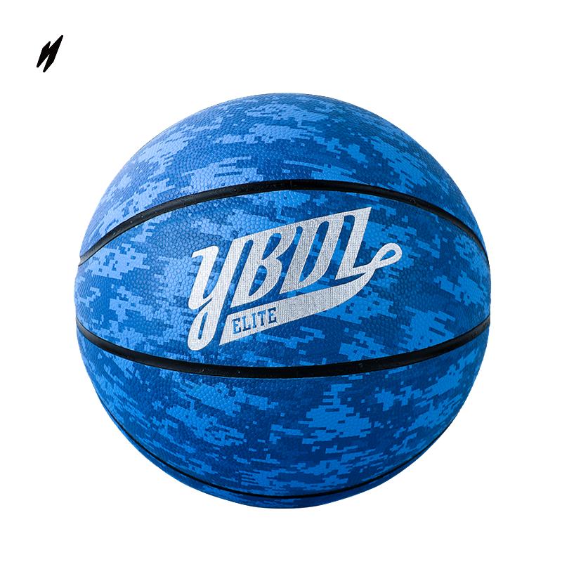YBDL PU篮球耐磨标准7号球训练室室内外通用比赛篮球青少年5号球