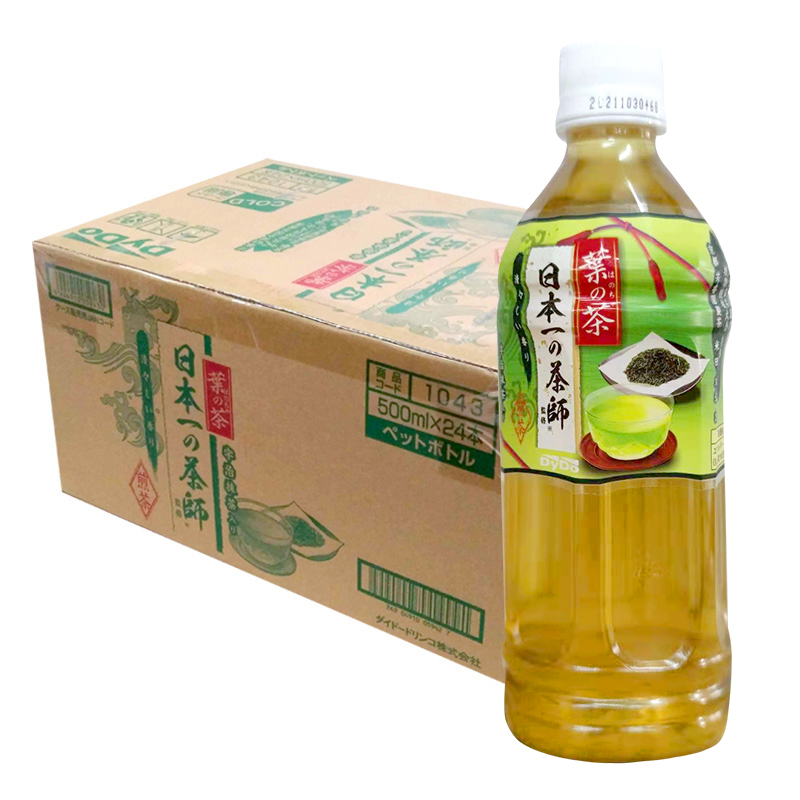 Dydo green tea drink 500ml / 1 bottle imported from Japan