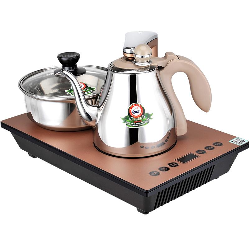 新功K29智能全自动上水电磁茶炉三合一茶具套装烧水壶泡茶电磁炉