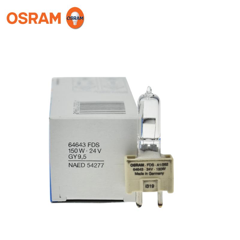 OSRAM 64640 64643 24V150W三丰投影仪灯泡幻灯机手术无影灯灯泡