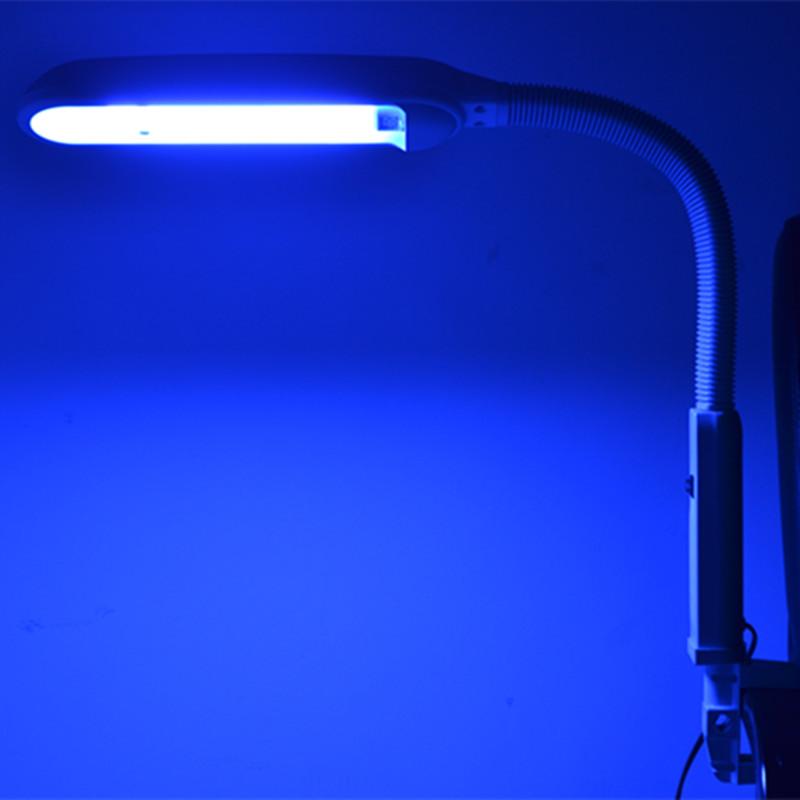 歐司朗黃疸藍光燈 新生兒藍光燈黃疸家用嬰兒黃疸藍光燈燈管